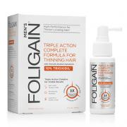 FOLIGAIN® Advanced Hair Regrowth Treatment for Men Minoxidil Trioxidil 10%生髮水